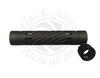 "AR-10 12.5"" Spiral Billet Free Float Hand Guard With Barrel Nut"
