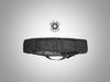 "Black Aura Tactical's Soft Rifle Gun Case (Padded Double Black 42"")"