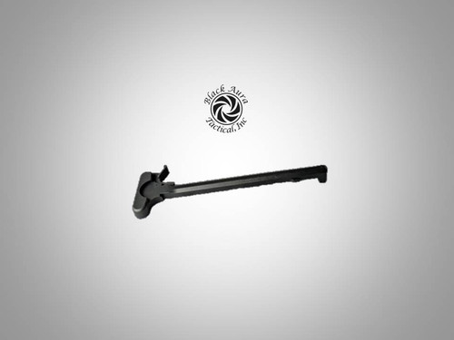 Billet AR-15 Charging Handle w/Extended Latch