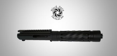 "AR-15 .300 BLACKOUT SLICK SIDE PISTOL 10.5'' UPPER ASSEMBLY ""Annihilator"""