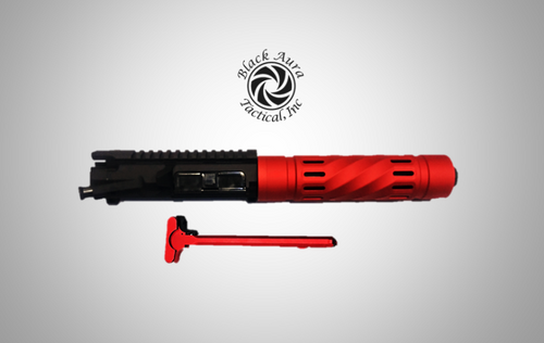 "Black Aura Tactical's ""Red Aura"" AR-15 .223 Wylde 7.5"" Pistol Upper"
