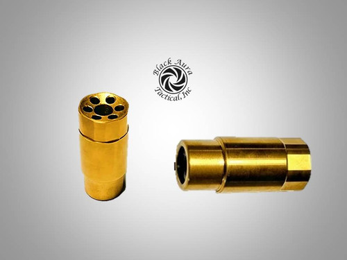 AR-15 Linear Compensator .223/5.56-GOLD