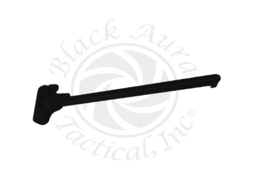 Billet AR-10 .308 Mil-Spec Charging Handle (Black)