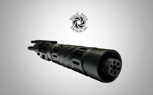 AR-15 .300 Blackout A3  Pistol 10.5'' Upper Assembly-Billet