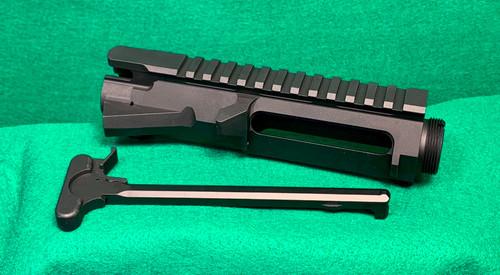 Black Aura's Billet A3 Upper &  Billet Tactical Charging Handle