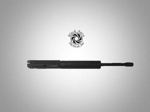 ".223 Wylde 16"" AR-15 Upper Assembly -Slick Side W/9"" Diamond Handguard"