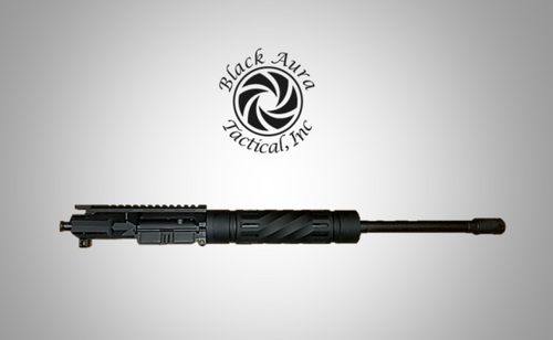"AR-15 16"" .223 Wylde Billet A3 Rifle Upper Assembly w/8.25"" Hanguard"