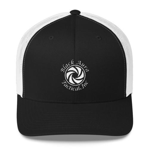 Black Aura Tactical Cap