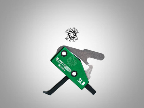 Velocity Classic AR Trigger - Straight w/Finger Stop