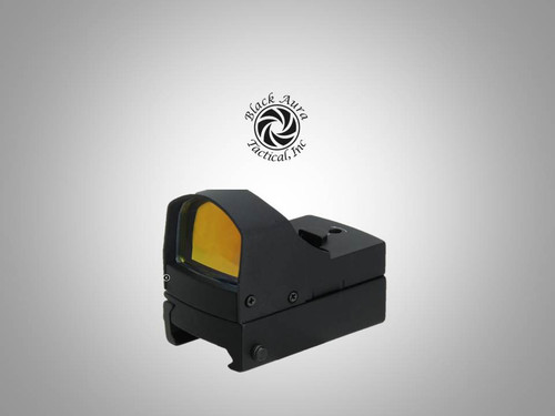 Black Aura's Tactical RMR Sight with On/Off Switch