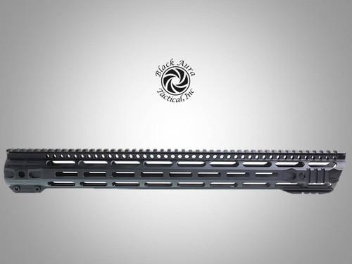 """Black Aura's AR10 / LR-308 19"""" M-Lok Handguard"""