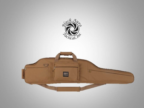 "BULLDOG TACTICAL 54"" LONG RANGE RIFLE CASE-TAN"