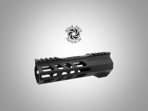 "Black Aura's 7"" Elite Series M-Lok  Handguard"