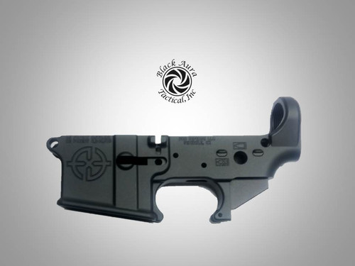 F & D Defense Stripped Lower Receiver AR-15