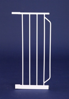 """12"""" Extension for the Easy Step Extra Wide Metal Walk-Through Gate"""