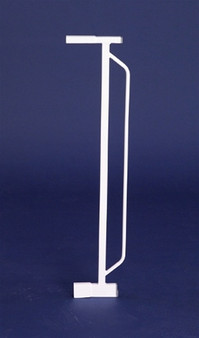 """4"""" Extension for the Easy Step Extra Wide Metal Walk-Through Gate"""
