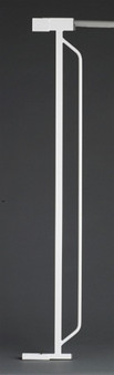 """4"""" Extension for the Easy Step Extra Tall Metal Walk-Through Gate"""