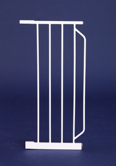 """12"""" Extension for the Extra Wide Wide Span Metal Walk-Through Pet Gate"""