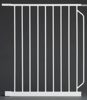 """24"""" Extension for the Extra Wide Wide Span Metal Walk-Through Pet Gate"""