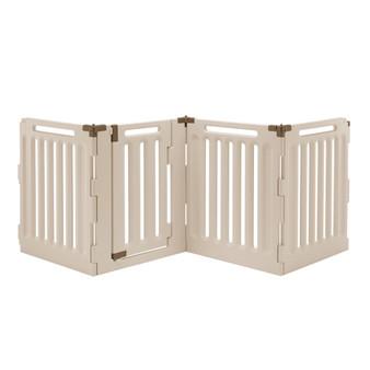 Convertible Indoor/Outdoor Pet Playpen 4 Panel
