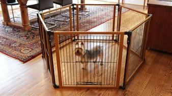 Perfect Fit Pet Gate