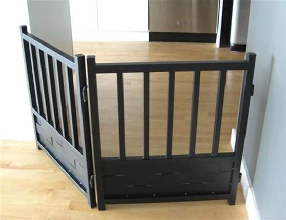 Royal Weave Free Standing Dog Gate