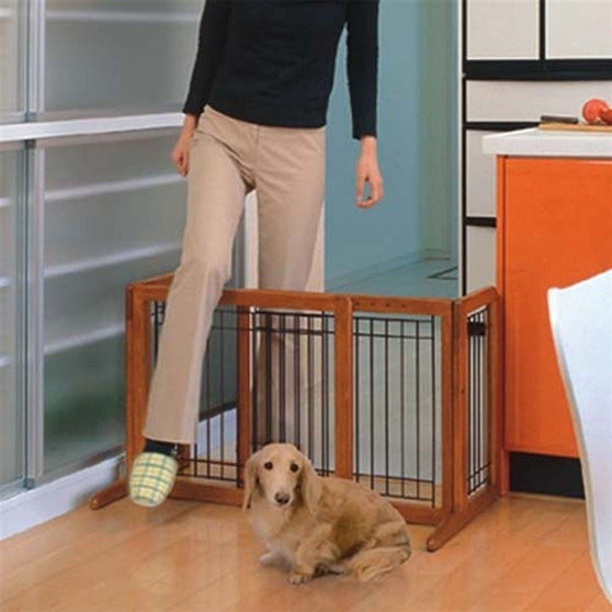 Small Free Standing Pet Gate