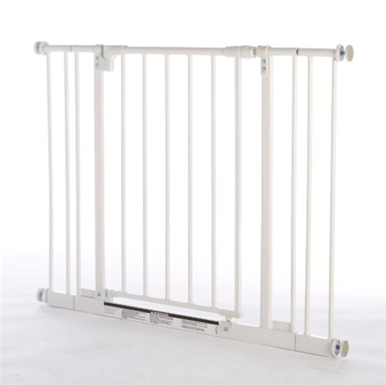 Easy Close Metal Gate with Two Extensions