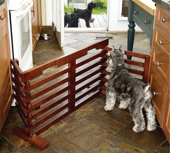 Gate-n-Crate Folding Pet Gate
