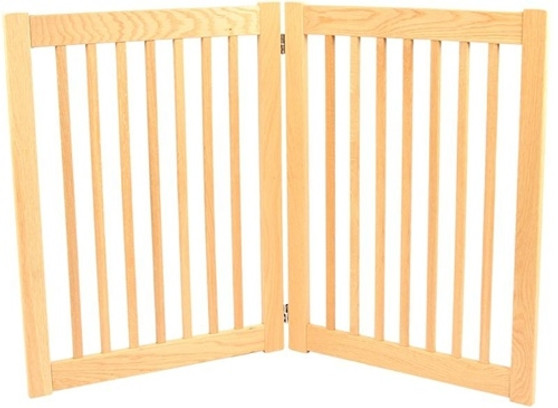 Legacy Series Outdoor-Indoor  2-Panel Free Standing Gate