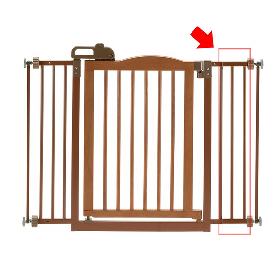 One-Touch Pet Gate II Extension