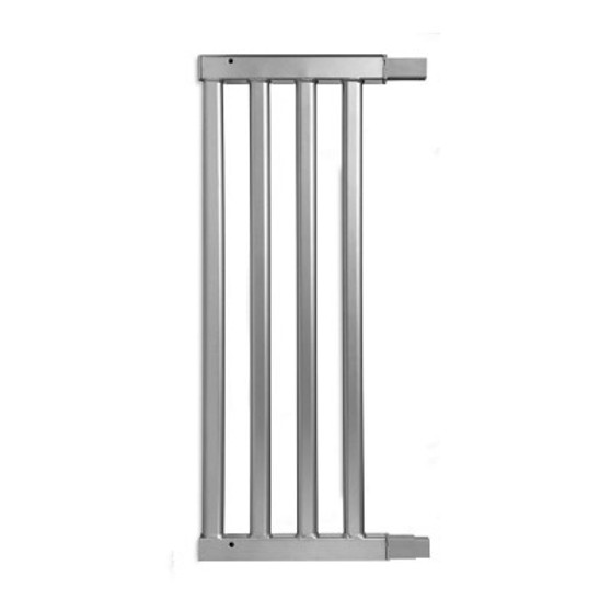 """11"""" Extension for TurnKey Gates"""