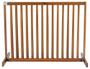 "Kensington Series 30"" Free Standing Wood Pet Gate"