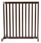 "Kensington Series Small 30"" Free Standing Wood Pet Gate"