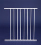 """24"""" Extension for the Maxi Gate Super Wide Metal Walk-Through Pet Gate"""