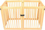 Legacy Series Outdoor-Indoor 6-Panel Free Standing Gate