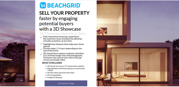 Viewers of your 3D tour will be immersed, delighted and excited to see your location in person.
