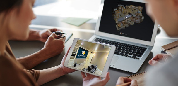 Your 3D virtual tour will work seamlessly on all size devices.