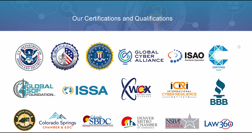 SurviveCyber Certifications
