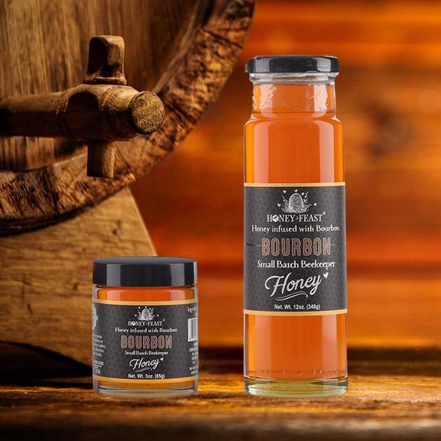 Small Batch Bourbon Honey