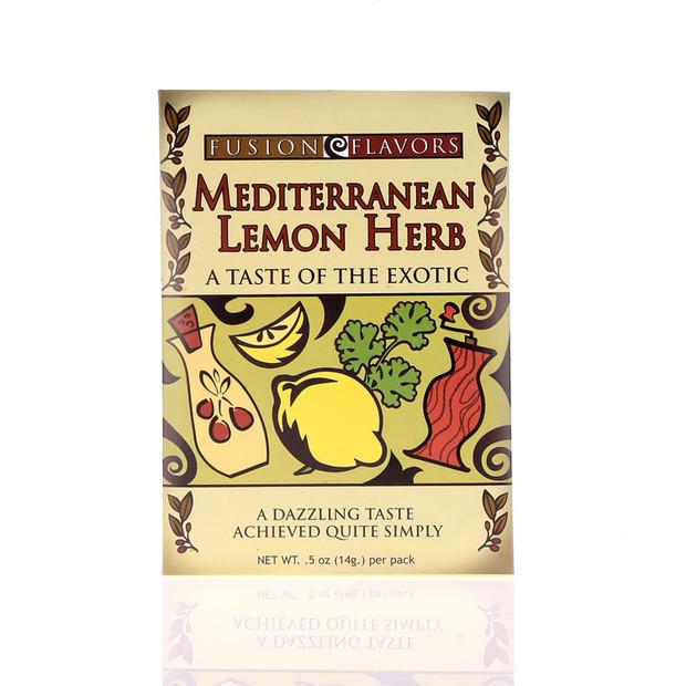 Mediterranean Lemon Herb