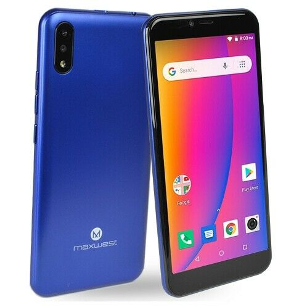 MAXWEST NITRO 5R 4G(H+) BRAND NEW GSM UNLOCKED