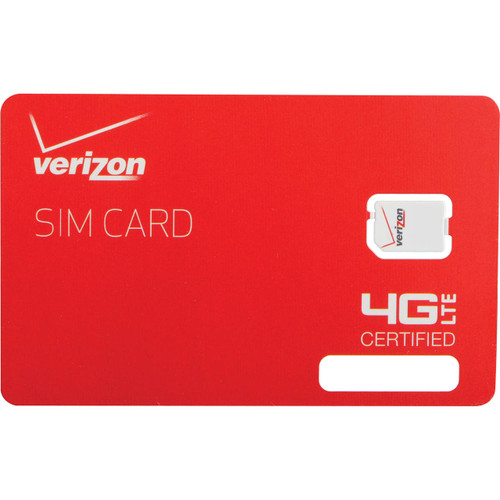 VERIZON UNIVERSAL TRIPLE CUT SIM CARD
