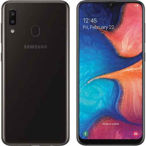 SAMSUNG GALAXY A20 VERIZON CPO UNLOCKED 32GB (4G LTE FOR ANY CARRIERS)