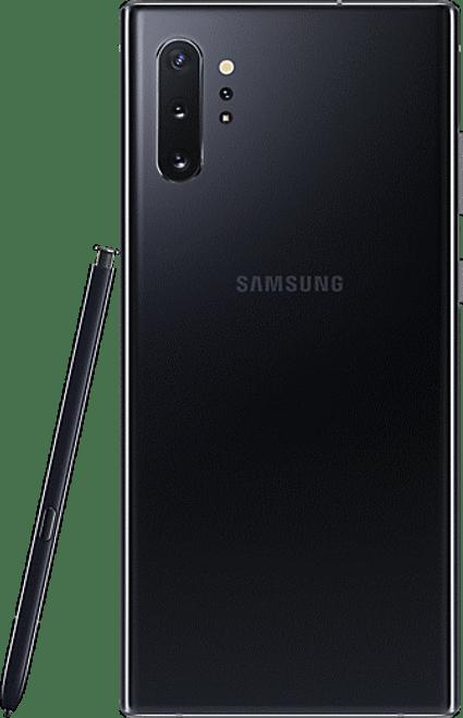 SAMSUNG GALAXY NOTE 10 256GB GSM/CDMA A STOCK UNLOCKED - AURA BLACK, AURA GLOW