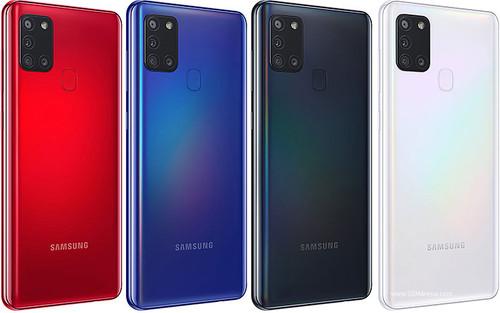 SAMSUNG GALAXY SM-A217 A21S LTE BRAND NEW FACTORY GSM UNLOCKED 64GB - BLACK, WHITE