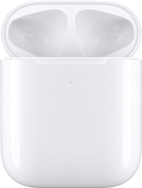 Apple - AirPods Wireless Charging Case - White - NEW SEALED