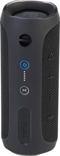 JBL - Flip 4 Portable Bluetooth Speaker - Black NEW SEALED