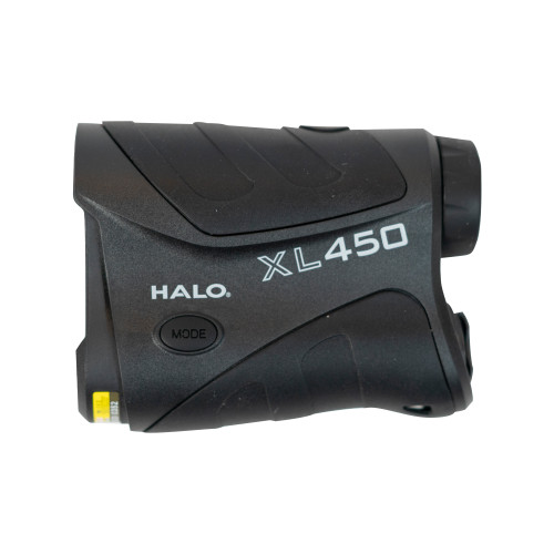 Halo XL450 Range Finder for Hunting, 6X Magnification, Angle Intelligence
