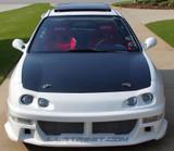 AC204HC - Advan OEM Design 1994-2001 Acura Integra Carbon Fiber Hood